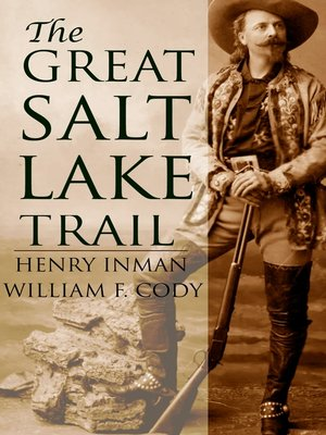 cover image of The Great Salt Lake Trail