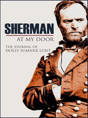 cover image of Sherman at My Door