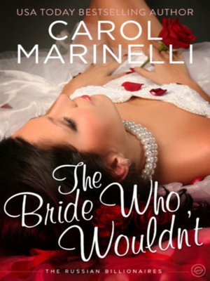 cover image of The Bride Who Wouldn't