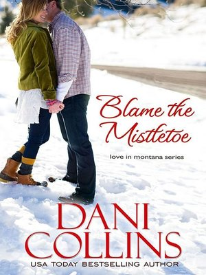 cover image of Blame the Mistletoe