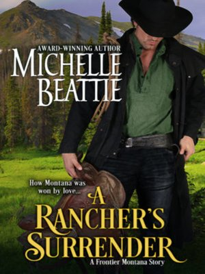cover image of A Rancher's Surrender