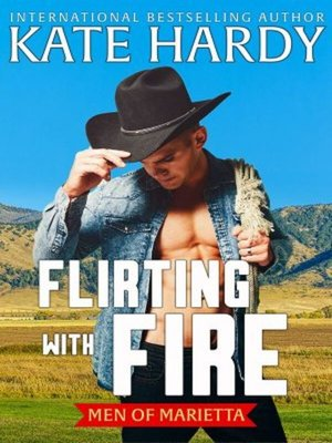 cover image of Flirting with Fire