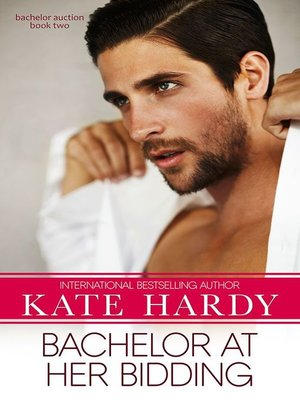 cover image of Bachelor at Her Bidding
