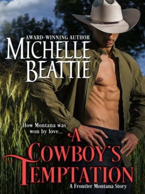 cover image of A Cowboy's Temptation