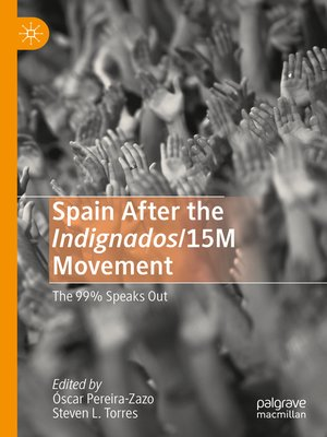 cover image of Spain After the Indignados/15M Movement