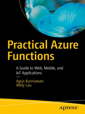 cover image of Practical Azure Functions