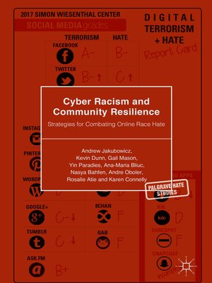 cover image of Cyber Racism and Community Resilience