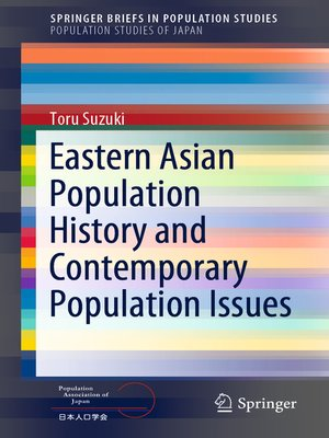cover image of Eastern Asian Population History and Contemporary Population Issues