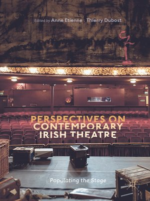 cover image of Perspectives on Contemporary Irish Theatre