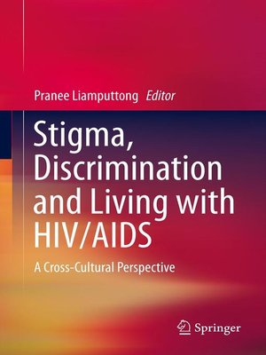 cover image of Stigma, Discrimination and Living with HIV/AIDS