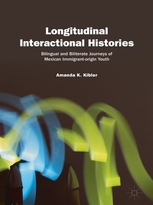 cover image of Longitudinal Interactional Histories