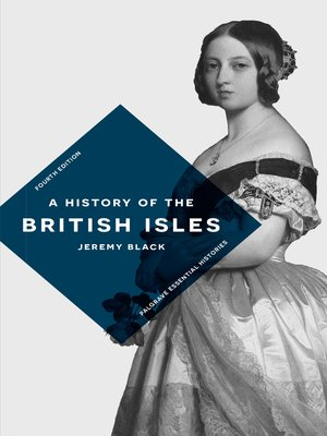 cover image of A History of the British Isles