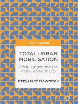 cover image of Total Urban Mobilisation