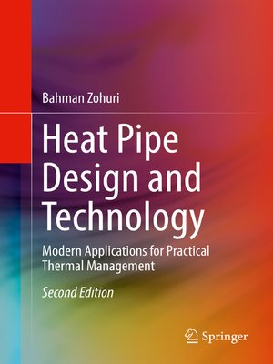cover image of Heat Pipe Design and Technology
