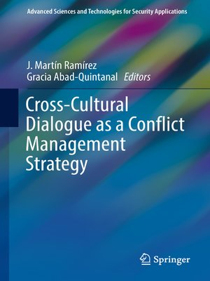 cover image of Cross-Cultural Dialogue as a Conflict Management Strategy