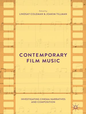 cover image of Contemporary Film Music