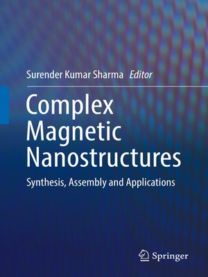 cover image of Complex Magnetic Nanostructures
