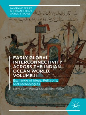 cover image of Early Global Interconnectivity across the Indian Ocean World, Volume II