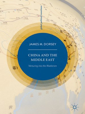 cover image of China and the Middle East