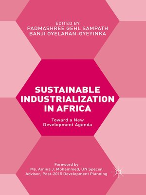 cover image of Sustainable Industrialization in Africa