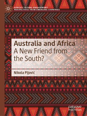 cover image of Australia and Africa