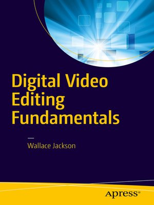 cover image of Digital Video Editing Fundamentals