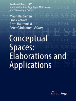 cover image of Conceptual Spaces