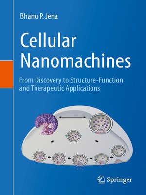 cover image of Cellular Nanomachines