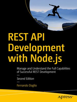 cover image of REST API Development with Node.js