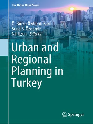 cover image of Urban and Regional Planning in Turkey