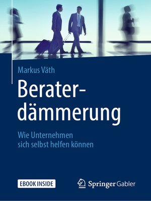 cover image of Beraterdämmerung