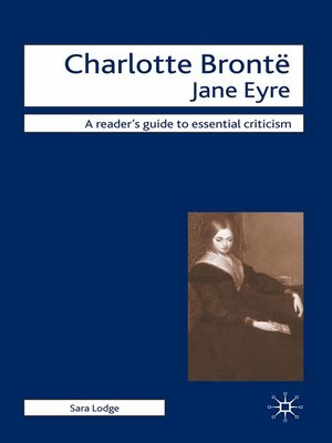 cover image of Charlotte Bronte--Jane Eyre