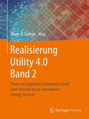 cover image of Realisierung Utility 4.0 Band 2