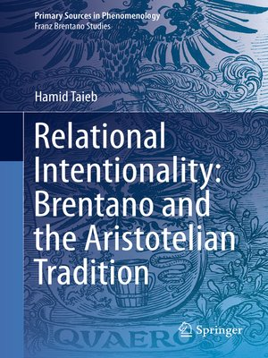 cover image of Relational Intentionality