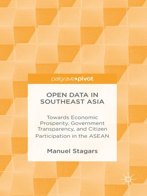 cover image of Open Data in Southeast Asia