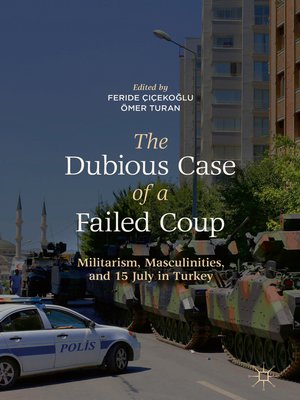 cover image of The Dubious Case of a Failed Coup