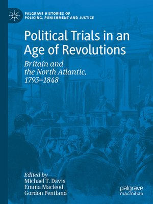 cover image of Political Trials in an Age of Revolutions