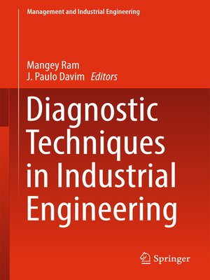 cover image of Diagnostic Techniques in Industrial Engineering