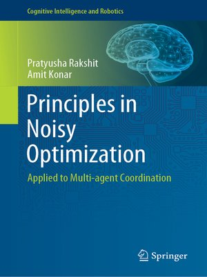 cover image of Principles in Noisy Optimization