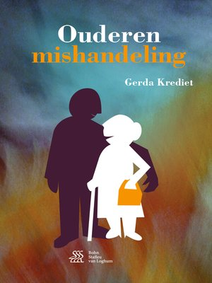 cover image of Ouderenmishandeling