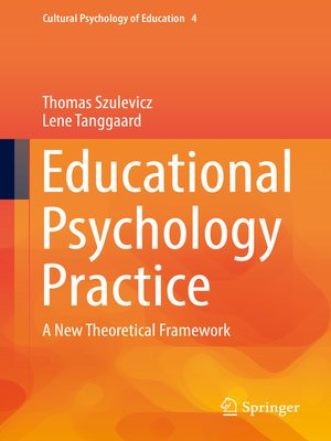 cover image of Educational Psychology Practice