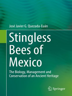 cover image of Stingless Bees of Mexico