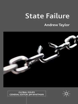 cover image of State Failure