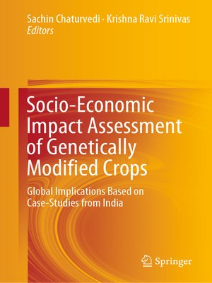cover image of Socio-Economic Impact Assessment of Genetically Modified Crops
