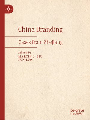 cover image of China Branding