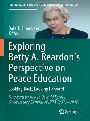 cover image of Exploring Betty A. Reardon's Perspective on Peace Education