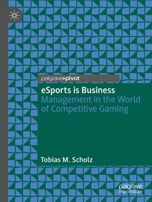 cover image of eSports is Business