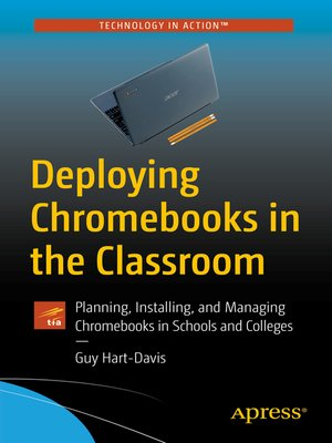 cover image of Deploying Chromebooks in the Classroom