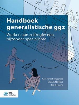 cover image of Handboek generalistische ggz