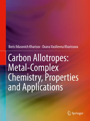 cover image of Carbon Allotropes